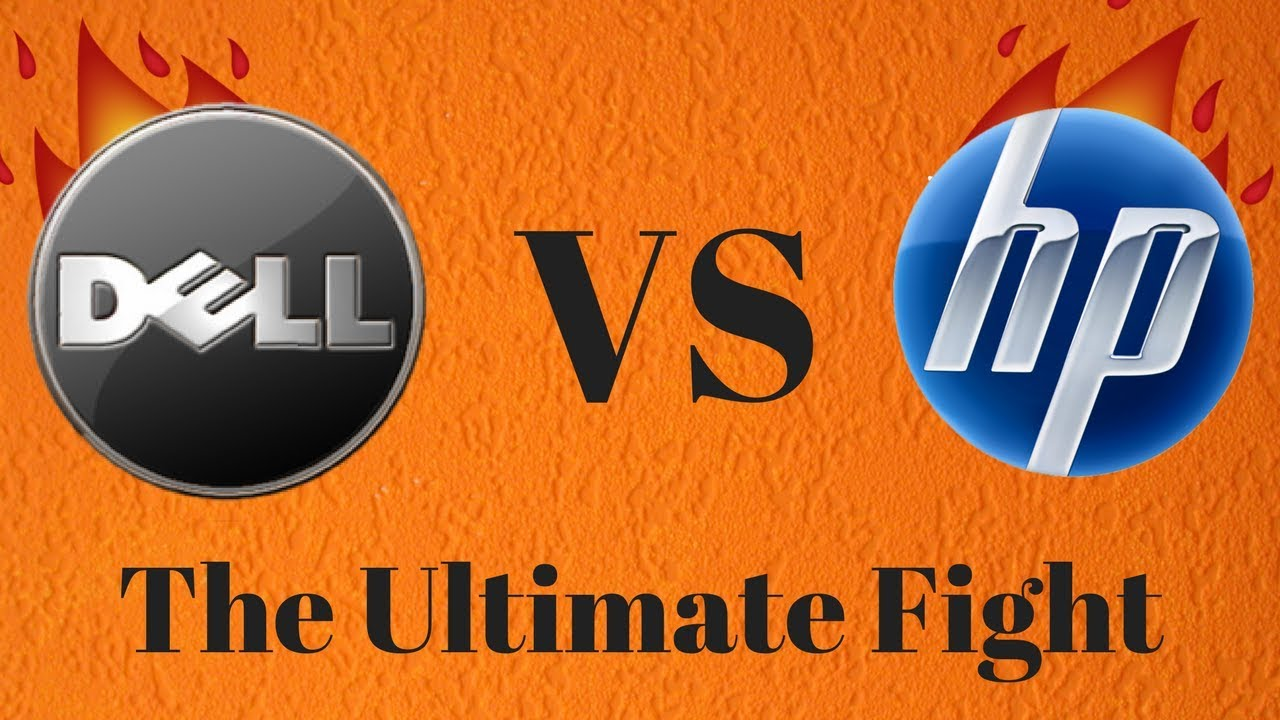 Dell vs HP which laptops brand is better